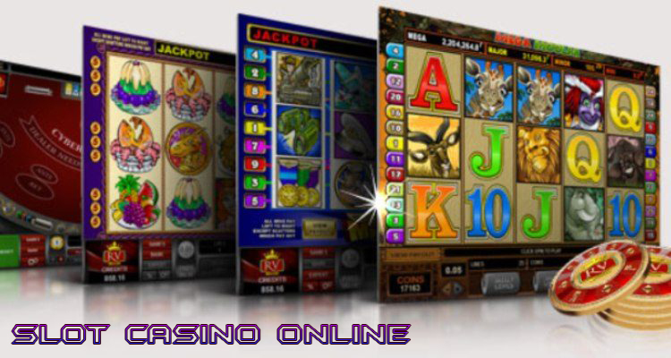 Game Slot Online Playtech