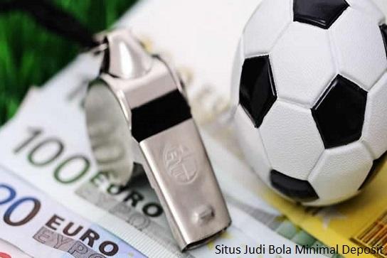Situs Judi Bola Minimal Deposit 50 Ribu