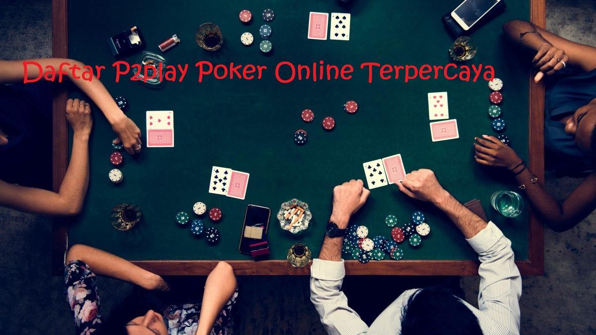 Mekanisme Permainan Poker Online