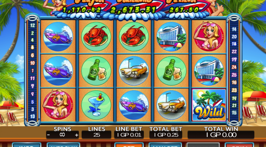 Judi Game Slot Online Joker123