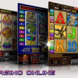 Game Slot Online Playtech
