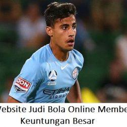 Pilih Website Judi Bola Online Memberikan Keuntungan Besar