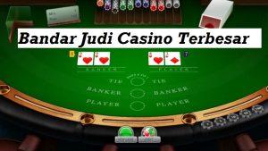 Dengan terdapatnya Bandar judi Casino Terbesar, saat ini tidak luput ataupun memisahkan diri dari pertumbuhan game judi lama, yang notabene ialah salah
